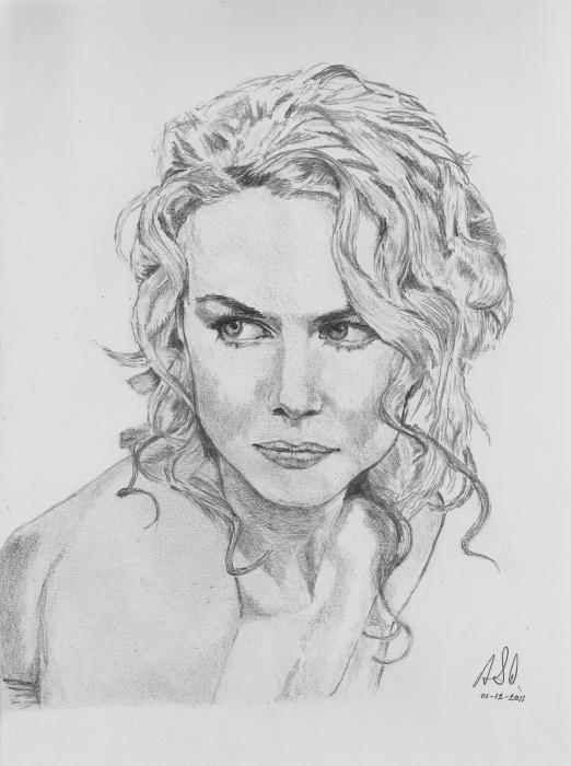 Nicole Kidman por ABO
